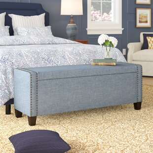 Alcott Hill Quinones Upholstered Storage ..
