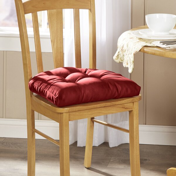 16 X 18 Dining Chair Cushions | Wayfair