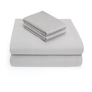 Vivendi Home 300 Thread Count 100% Cotton 4 Piece Sheet Set