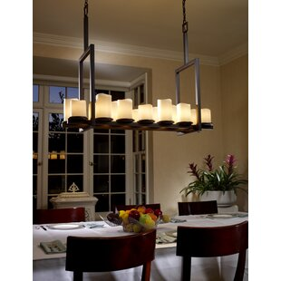 Wantage 14-Light Pendant by Loon Peak