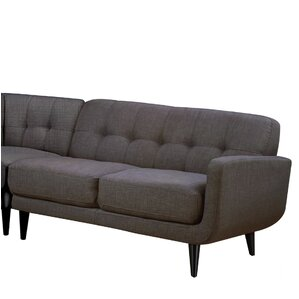 Goldberg Loveseat by Varick Gallery