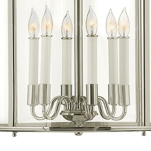 Gentry 12-Light Foyer Pendant by Hinkley Lighting