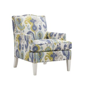 Tommy Bahama Home Ivory Key Armchair
