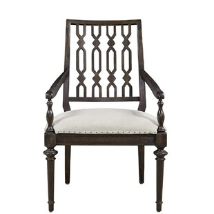 Darby Home Co Gatefield Dining Arm Chair (Set of 2)