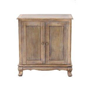 Walkerville 2 Door Accent Cabinet by Bungalow Rose