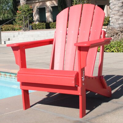 Brilliant Lopes Plasticresin Folding Adirondack Chair Rosecliff Squirreltailoven Fun Painted Chair Ideas Images Squirreltailovenorg