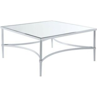Belliveau Metal Coffee Table