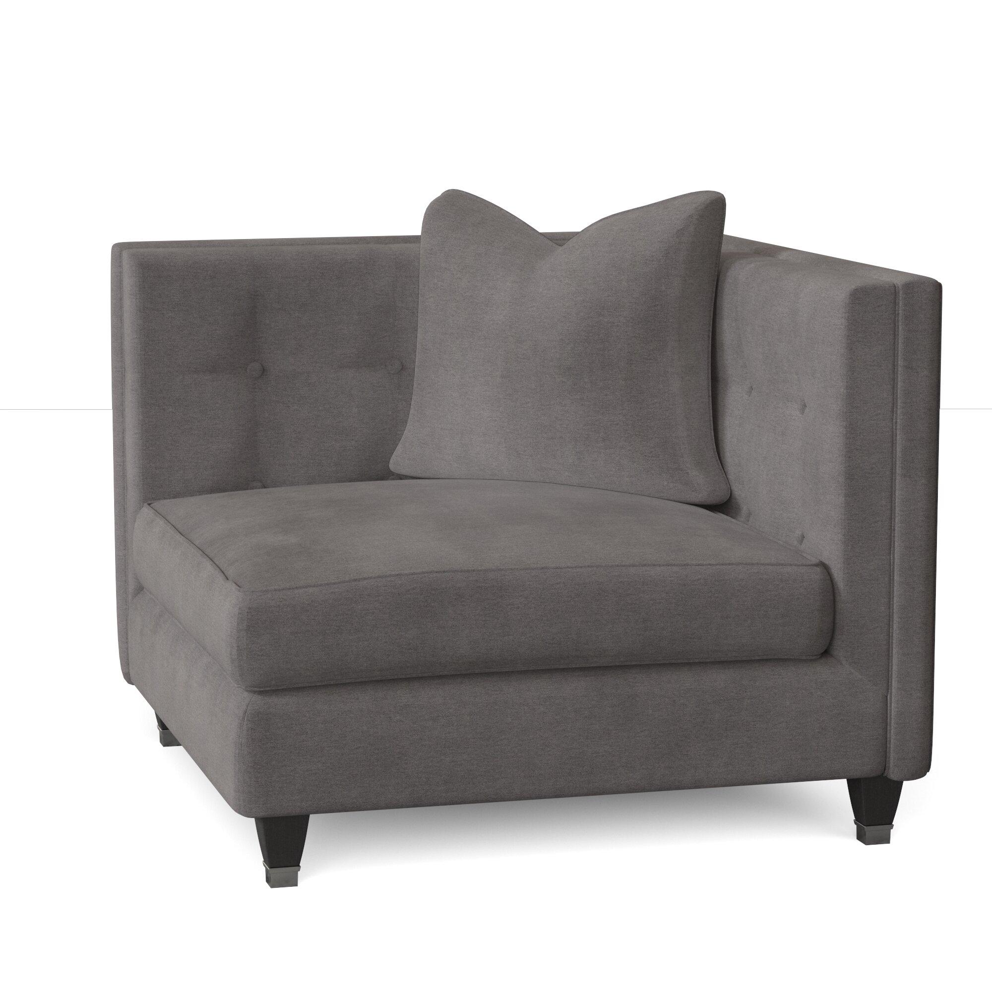 Wayfair Custom Upholstery Jessica Convertible Chair Wayfair