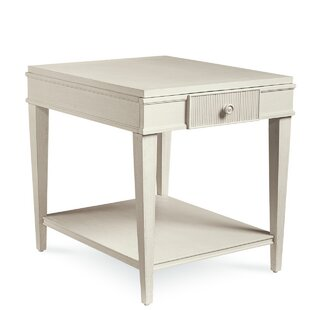 Carrie Drawer End Table