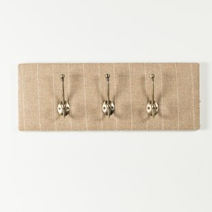 Holloway Wall Mounted Coat Rack By Brambly Cottage