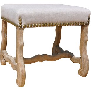 Paris Vanity Stool by The Bella Collection