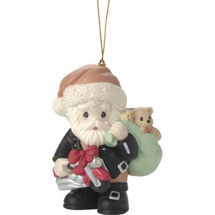 81f6a0a4f45 Santa Claus On Motorcycle
