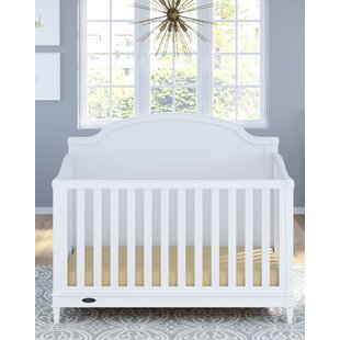 Alicia 4-in-1 Convertible Crib by Graco