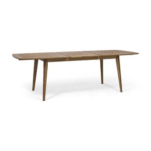 Pals Extendable Wooden Dining Table