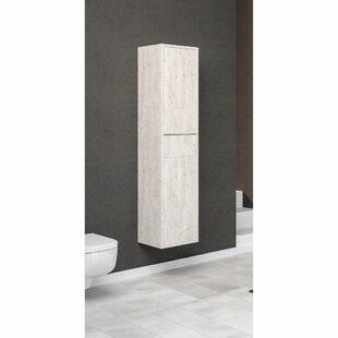 Leonidas 35 X 160cm Wall Mounted Cabinet By Belfry Bathroom