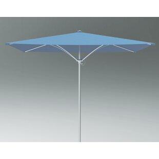 Tropitone Trace 8' Square Market Umbrella