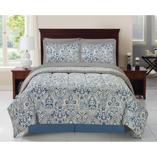 Georgia 8 Piece Comforter Set