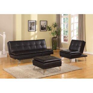 Frasier Sleeper Configurable Living Room Set