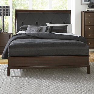 Jeffries Upholstered Panel Bed