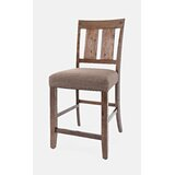 Brutus Bar Stool (Set of 2) by Gracie Oaks