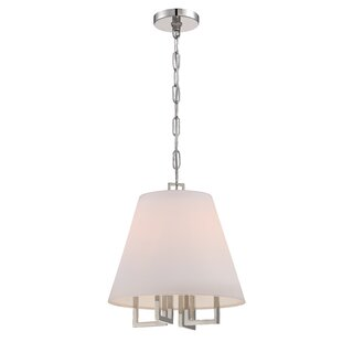Brayden Studio Longley 4-Light Cone Pendant