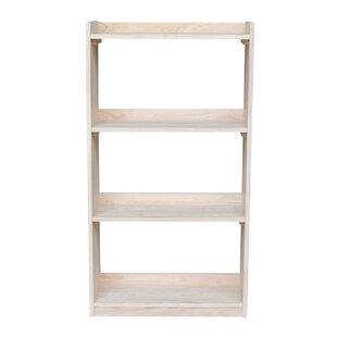 Mitesh Standard Bookcase by Highland Dunes