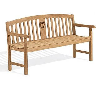 Pelican Way Wood Garden Bench