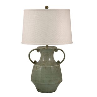 August Grove Lamoureux Antiqued Porcelain LED 31