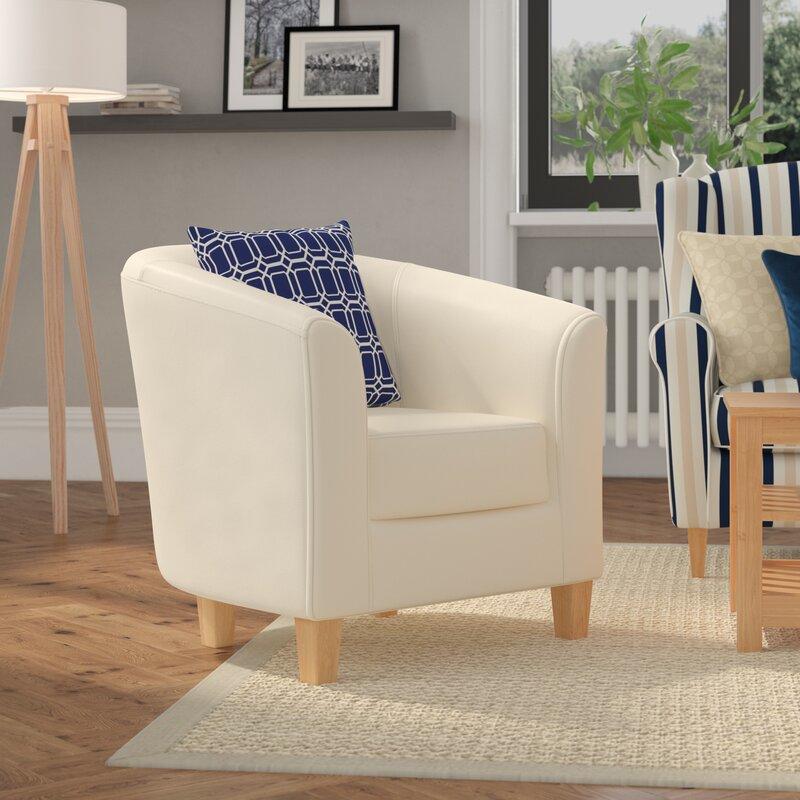 Ophelia Co Claridon Tub Chair Reviews Wayfair Co Uk