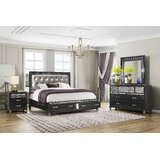 Farquhar Standard Configurable Bedroom Set by Everly Quinn