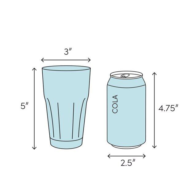 Charlton Home Oberle 12 Oz Drinking Glass Wayfair
