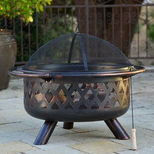 Borealis Firenza Steel Wood Burning Fire ..