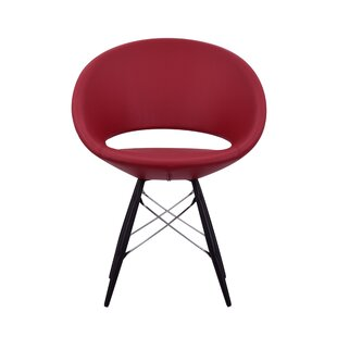 Marci Tower Upholstered Dining Chair by Ivy Bronx
