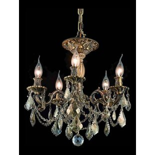 Patience 5-Light Candle Style Chandelier ..