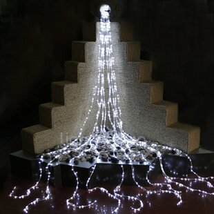 The Holiday Aisle 960 Light LED Waterfall Light
