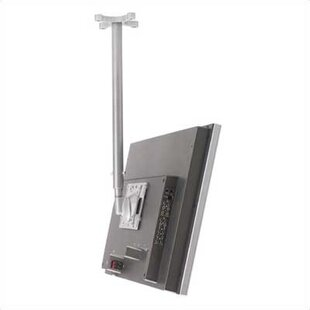 Universal Pitch-Adjustable LCD Ceiling Mount