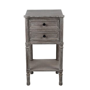 Neva Side Table by Charlton Home