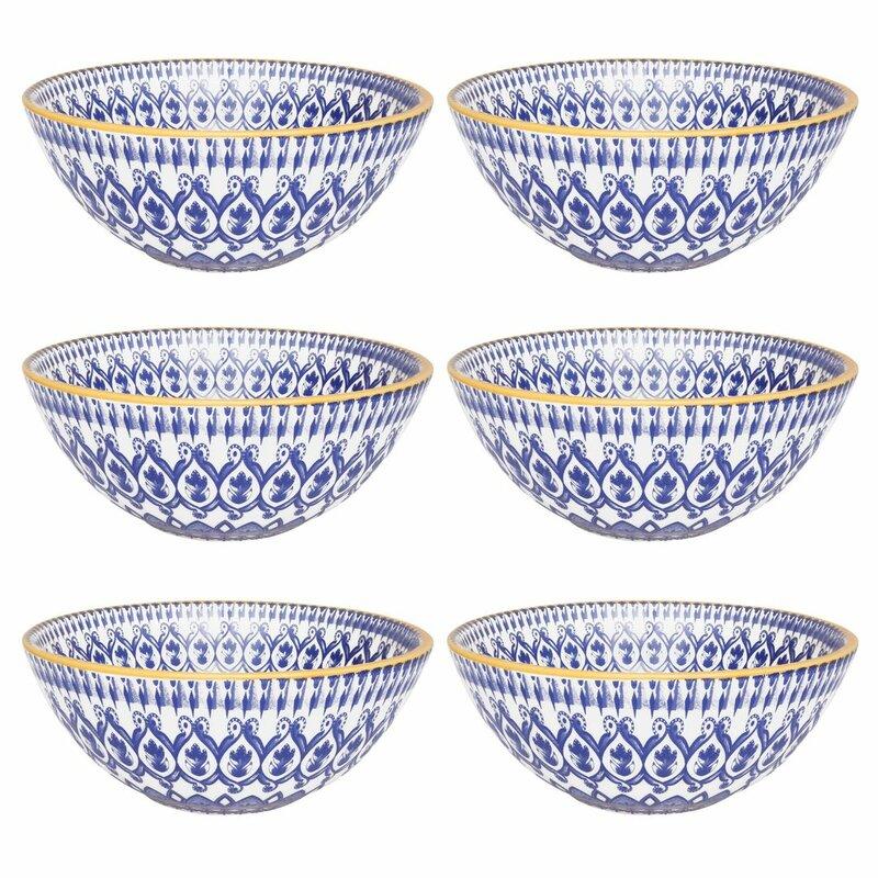 Bloomsbury Market Arkell 20 29 Oz Large Dinner Soup Bowl Reviews Wayfair