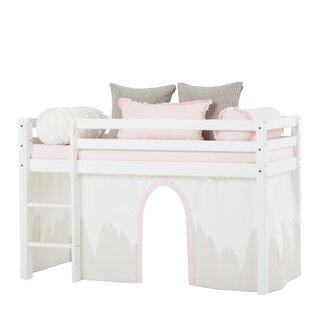 Basic Winter Wonderland Mid Sleeper Bed By Hoppekids
