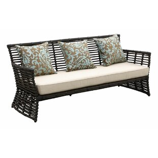 Venice Sofa with Self Welt Cushion by Sunset West