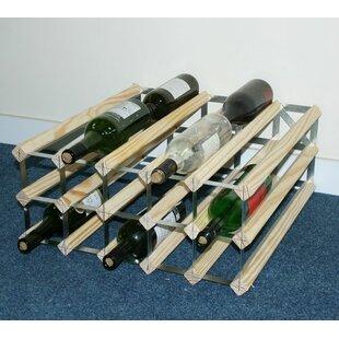 Bateman 30 Bottle Wine Rack By Alpen Home