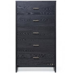 Willa Arlo Interiors Manan 5 Drawer Standard..