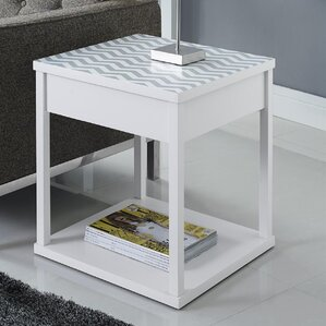 Oday End Table by Varick Gallery