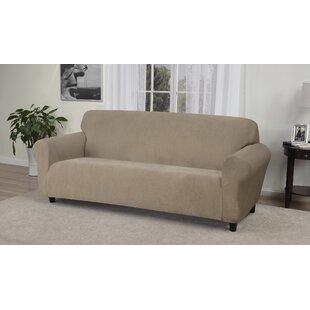 Day Break Box Cushion Sofa Slipcover by Kathy Ireland Home
