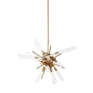 Mercer41 Atkins 14-Light Sputnik Chandelier