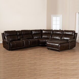 Suzana Reclining Sectional..