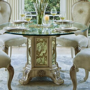 Platine De Royale Dining Table by Michael Amini