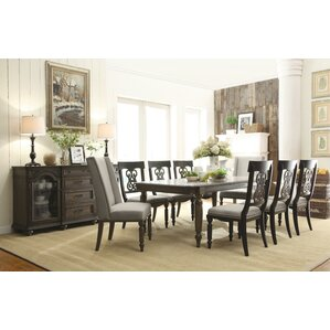 9 Piece French Country Kitchen & Dining Room Sets You\'ll Love ...