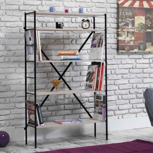 Nagle Etagere Bookcase By 17 Stories