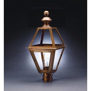 Alvin 1-Light Lantern Head by Ophelia & Co.
